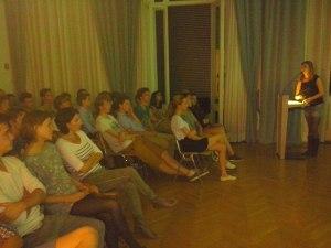 Lezing Koninklijk Nederlands Instituut Rome