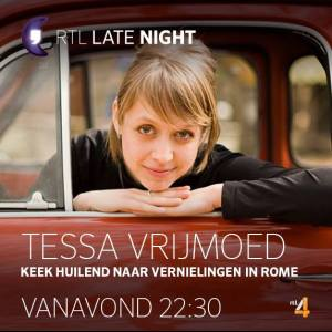 Op de FB-pagina van RTL Late Night
