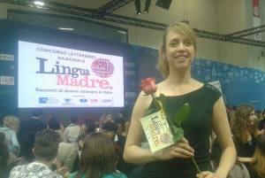 Blij met deelname aan het 'Concorso Nazionale Lingua Madre'!