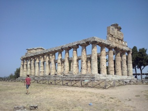 Paestum: wonderen der oudheid