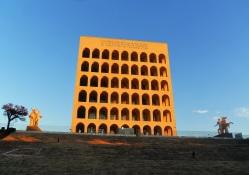 'Het vierkante Colosseum'