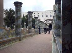 Klooster van Santa Chiara.