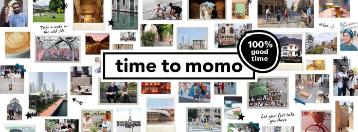 '100% Travel' heet vanaf nu 'time to momo'