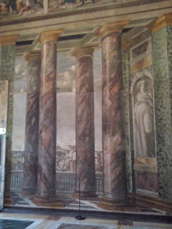 Blik op Rome