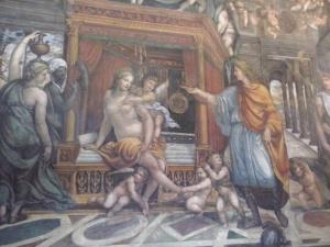 Alexander de Grote trouwt