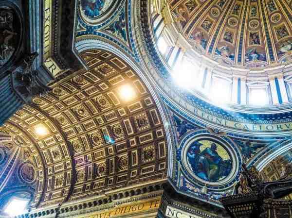 The Women Of Saint Peter's Basilica
