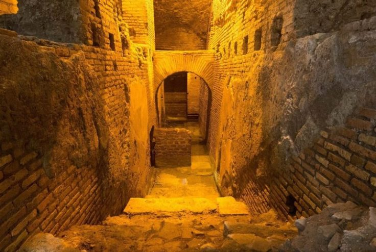 Vicus Caprarius, an under the radar ancient site in Rome