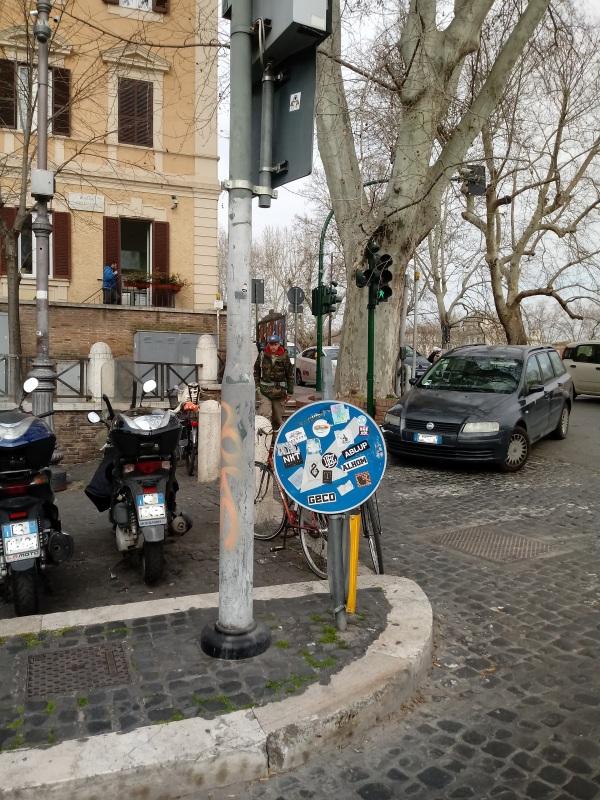 Autorijden in Rome: hou je hoofd er goed bij!