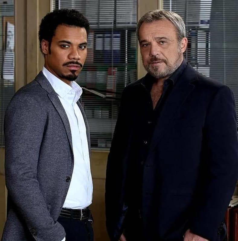 Rechercheurs Carlo & Malik