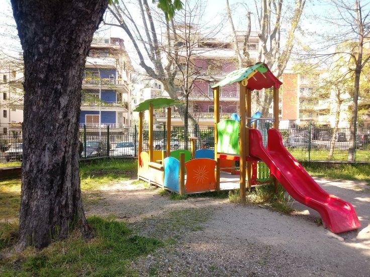 Eén van mijn favorieten: Parco della Resistenza