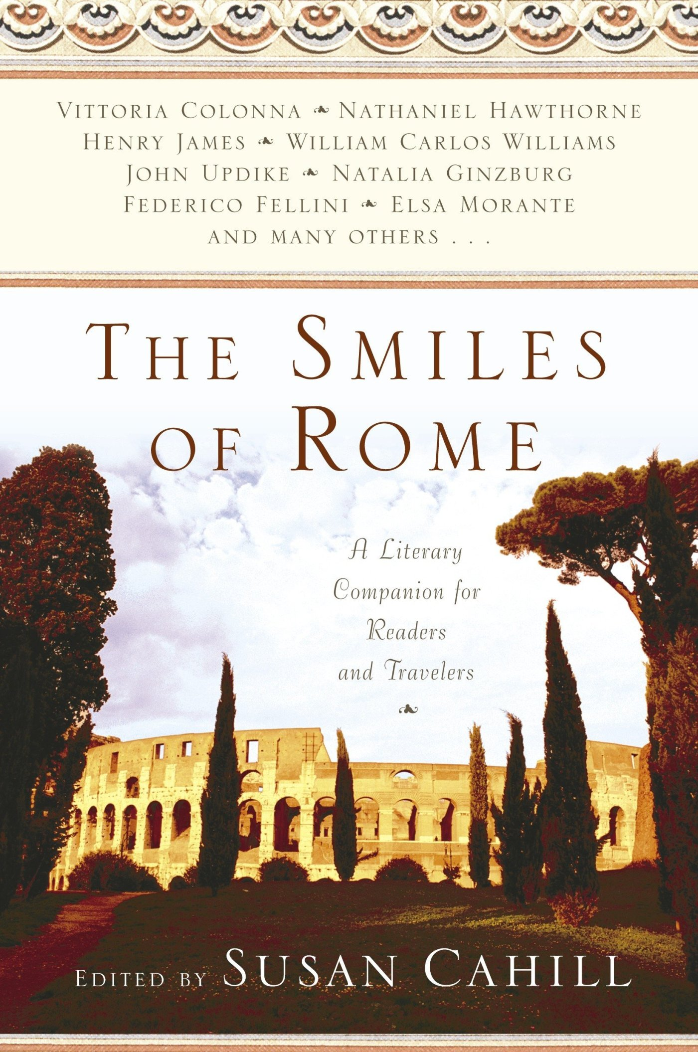 Voorkant van 'The Smiles of Rome'